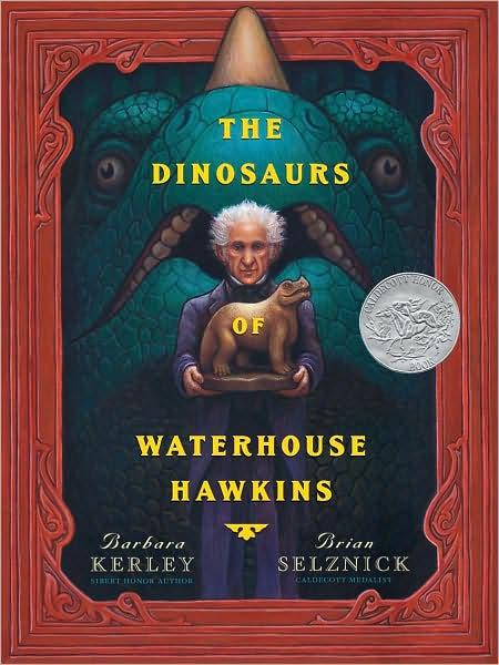 book review  the dinosaurs of waterhouse hawkins  u2013 caterpickles