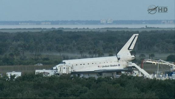 space shuttle emergency landing runways - photo #40