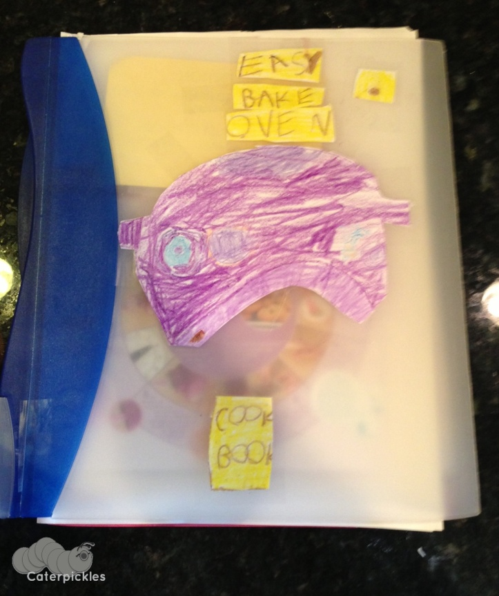 The Six-Year-Old's Easy Bake Oven Cookbook (Photo: Shala Howell)