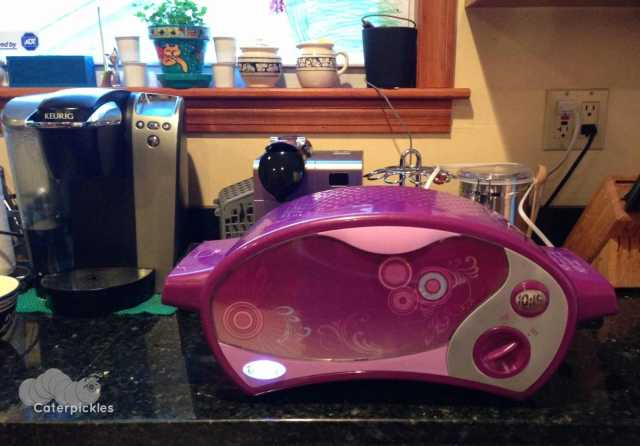 The Hasbro Easy Bake Ultimate Oven (Photo: Shala Howell)