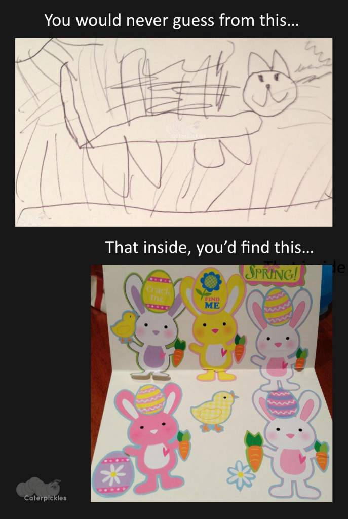 The Big Book of Bunnies. (Art: The Six-Year-Old)