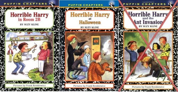 HorribleHarry
