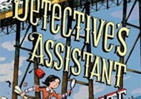 book cover for Kate Hannigan's The Detective's Assistant