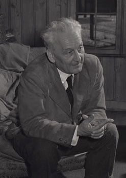 Albert Szent-Gyorgyi, whose discovery of Vitamin C in the 1930s came too late to be of any interest to miners in the Klondike Gold Rush of 1898. (Photo courtesy of the National Institutes of Health)