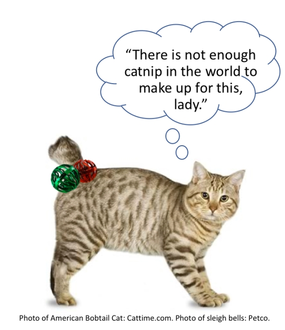 """Caterpickles thinks too much about Christmas carols: """"What's"""