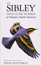 Cover of the Sibley Field Guide to Birds of Western North America
