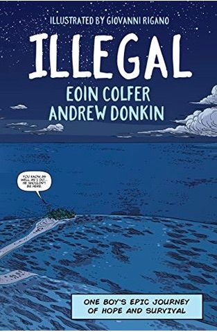 Book Cover: Illegal