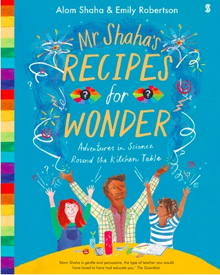 Book Cover: Recipes for Wonder