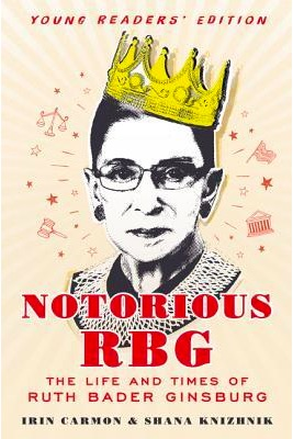 Book Cover: Notorious RBG
