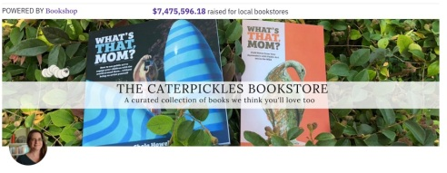 header for the Caterpickles bookshop